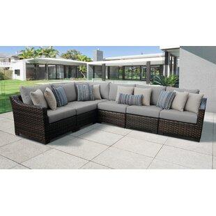 cast aluminum wicker patio furniture wayfair rh wayfair com