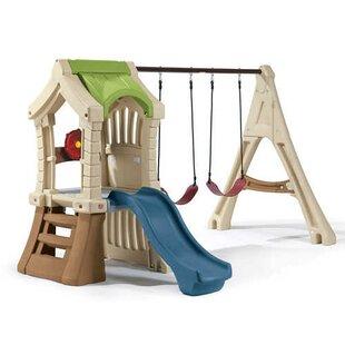 Step2 Play Up Gym Sey Swing Set