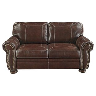 Ryan Espresso Leather Sofa