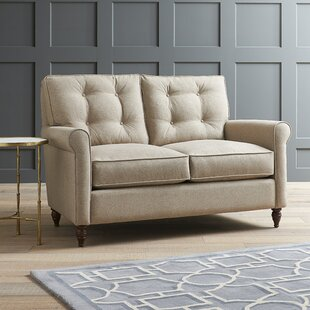 Price Check Farrwood Loveseat by Darby Home Co Reviews (2019) & Buyer's Guide