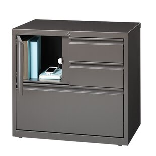 Personal 1 Door Storage Cabinet by Hirsh Industries