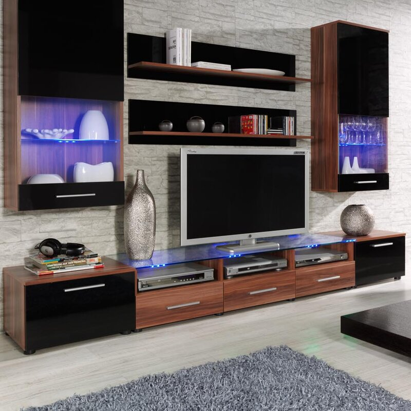 Orren Ellis Maulik Entertainment Center Reviews