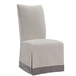 Gatefield Dressmaker's Upholstered Dining Chair (Set of 2) by Darby Home Co