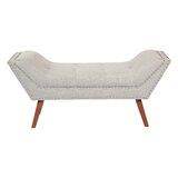 Lovie Upholstered Bench by George Oliver