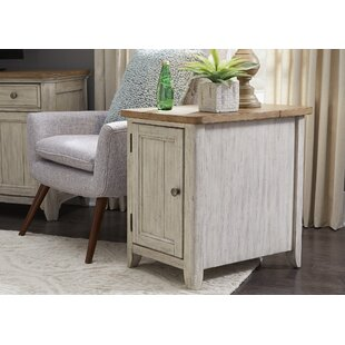 Great choice Kreutzer End Table by One Allium Way
