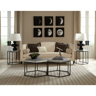 Nickelsville 2 Piece Coffee Table Set