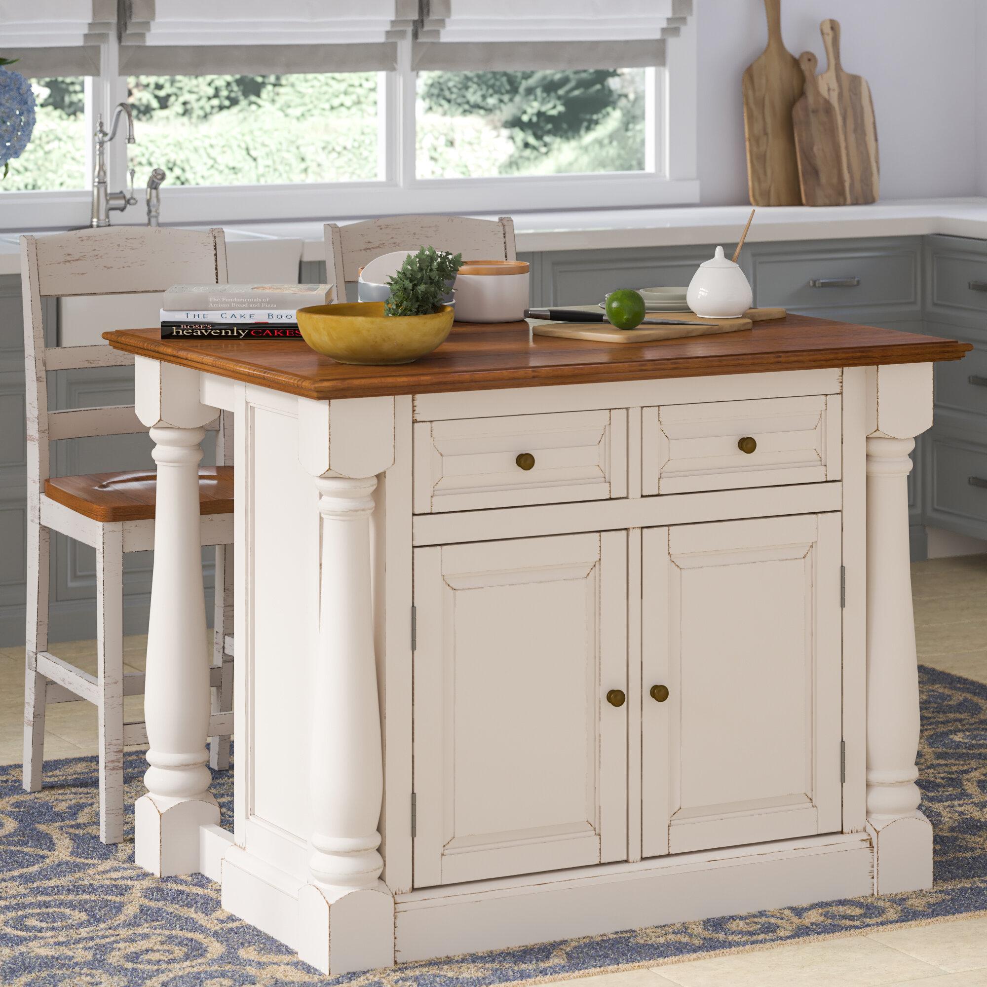 Giulia Kitchen Island Set