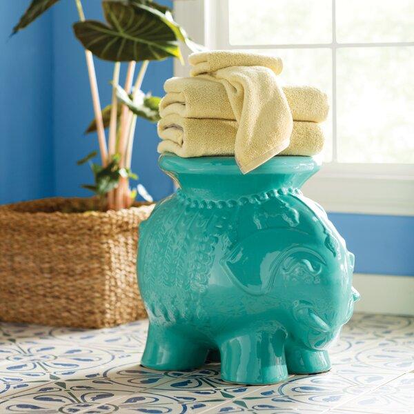 Enjoyable Blue Elephant Garden Stool Wayfair Unemploymentrelief Wooden Chair Designs For Living Room Unemploymentrelieforg