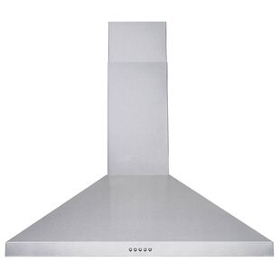 30 400 CFM Convertible Wall Mount Range Hood