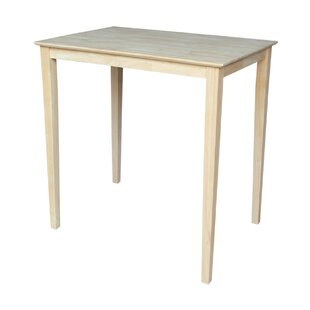 Alcott Hill Glenside Dining Table