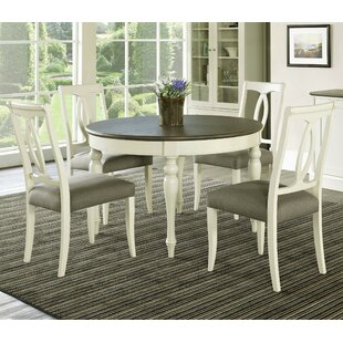 Rosecliff Heights Lattimore 5 Piece Dining Set