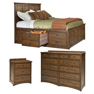 Boehme Panel Configurable Bedroom Set by Foundry Select