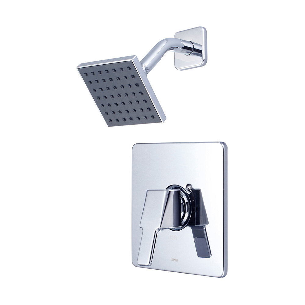 Olympia Faucets I3 Single Handle Volume Control Shower Faucet Wayfair