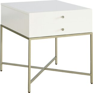 Online Reviews Allyson End Table By Latitude Run