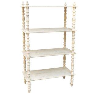 Lyndsay Etagere Bookcase