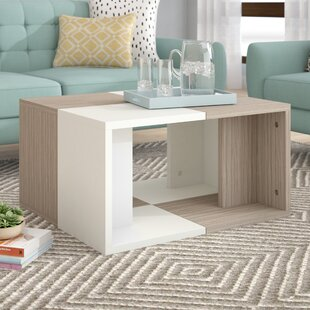 Turn on the Brights Lianna Modern Coffee Table