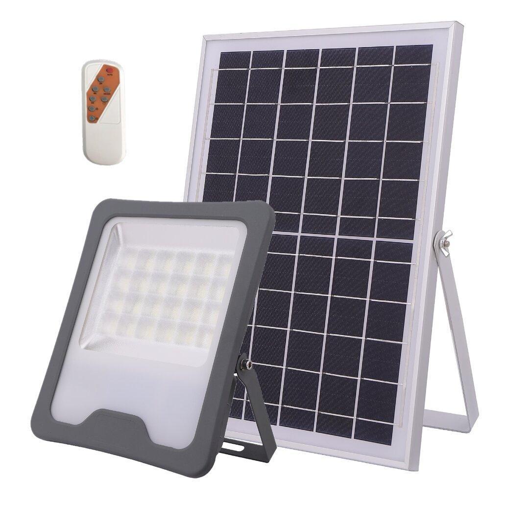 Dederang Loomi LED Solar Outdoor Sconce