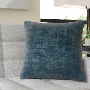 Cronk Square Throw Pillow
