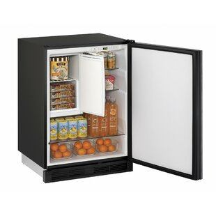1000 Series Reversible 24-inch 4.2 cu. ft. Undercounter Refrigeration with Freezer