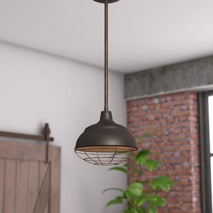 Trent Austin Design Bruges 1-Light Dome Pendant