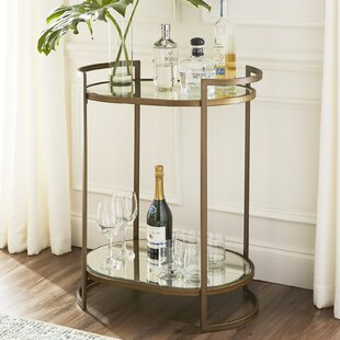 House of Hampton Foote Bar with Wine Storage