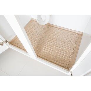 Xtreme Mats Under Sink Bathroom Cabinet Drip Tray