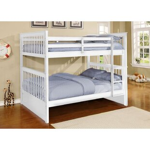 Teressa Full Over Full Bunk Bed by Harriet Bee Savings
