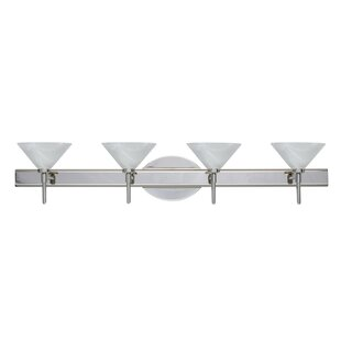 Besa Lighting Kona 4-Light Vanity Light