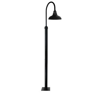 Cocoweb Dahlia 1-Light LED Post Light