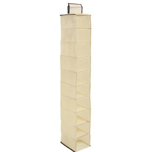Hanging Organiser With 10 Compartments By Wayfair Basics