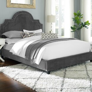 Bargain Grasmere Queen Upholstered Platform Bed by Charlton Home Reviews (2019) & Buyer's Guide
