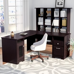 Hillsdale 2-Piece L-Shape Desk Office Suite