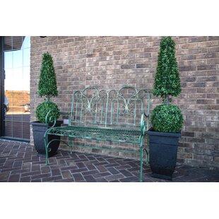 Kirsch Metal Garden Bench