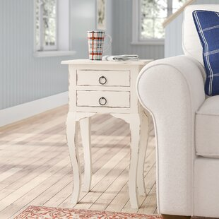 Miroir End Table by Lark Manor