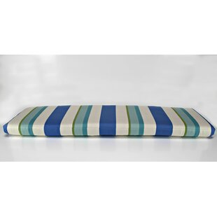Rosecliff Heights Indoor/Outdoor Sunbrella Bench Cushion