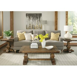 Good stores for Woosley 3 Piece Coffee Table Set Gracie Oaks