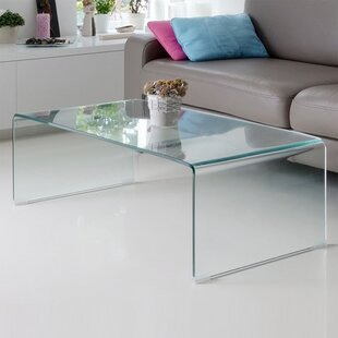 Coffee Table Fab Glass and Mirror