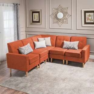 George Oliver Weisser Mid Century Sectional