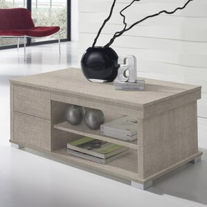 Debussy Coffee Table with Lift Top by Brayde..