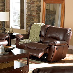 Online Reviews Motion Reclining Loveseat by Wildon Home® Reviews (2019) & Buyer's Guide