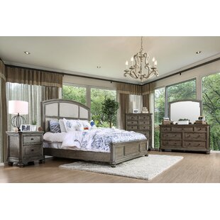Darby Home Co Gaetan Transitional Panel Bed