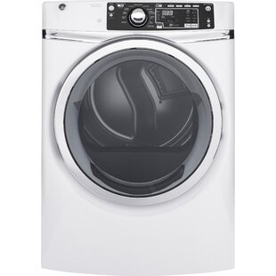 8.3 cu. ft. High Efficiency Gas Dryer with Steam by GE Appliances