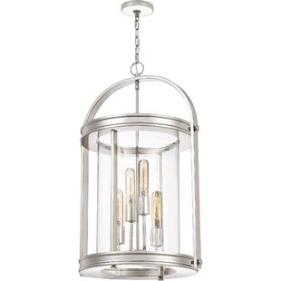 Gale4-Light Lantern Pendant by Alcott Hill