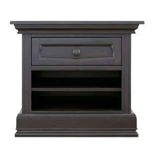Dorchester 1 Drawer Nightstand By Baby Appleseed