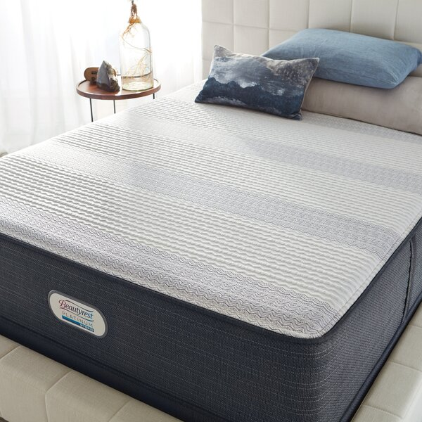 Wayfair Simmons Beautyrest Platinum 14 Plush Hybrid Mattress