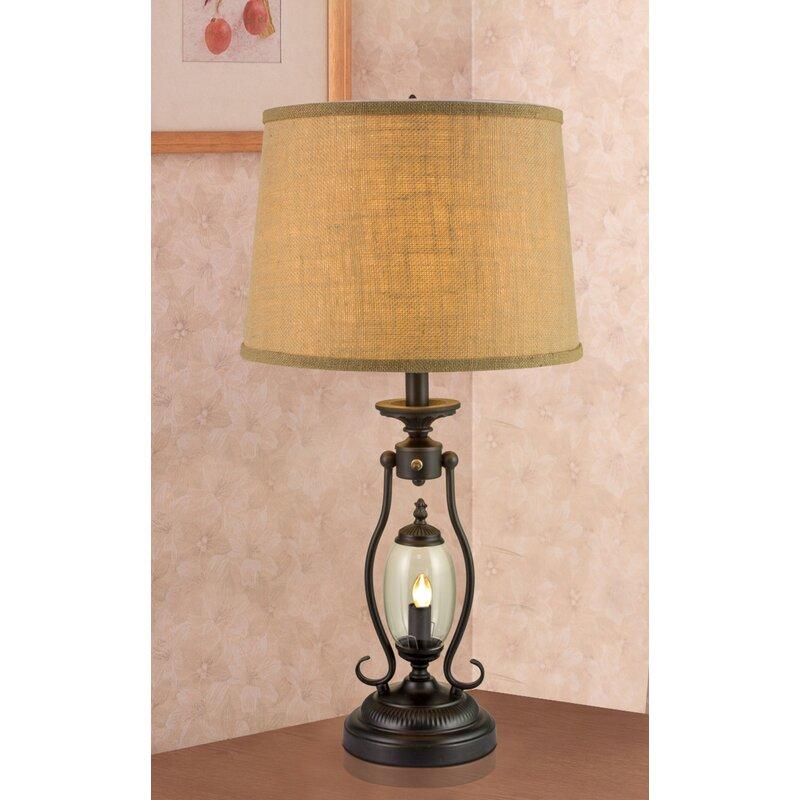 Fleur De Lis Living Novick 26 5 Table Lamp Reviews Wayfair