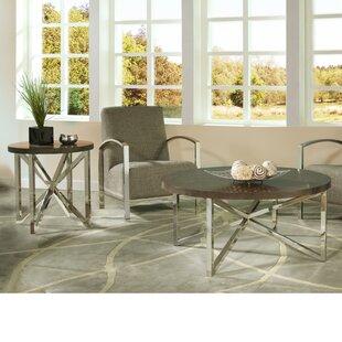 Top Reviews Calista 2 Piece Coffee Table Set ByAllan Copley Designs