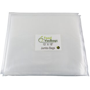 100 Jumbo Vacuum Sealer Bag