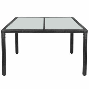 Astorga Rattan Dining Table By Sol 72 Outdoor
