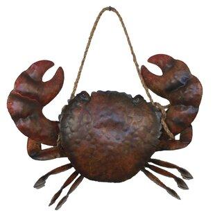 Metal Crab Decor Wayfair
